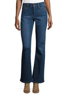 NYDJ Farrah High-Waist Boot-Cut Jeans