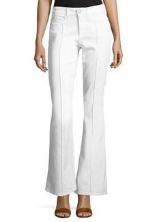 NYDJ Farrah Seamed Flared Jeans