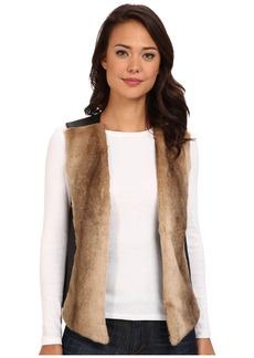 Not Your Daughter's Jeans NYDJ Faux Fur Front Vest