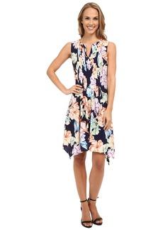 NYDJ Flora Printed Dress