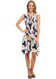 Not Your Daughter's Jeans NYDJ Flora Printed Dress
