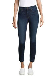 Not Your Daughter's Jeans Frayed Skinny Jeans
