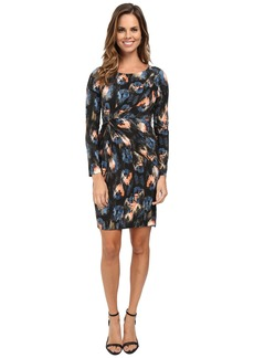 NYDJ Gemma Melting Ikat Dress