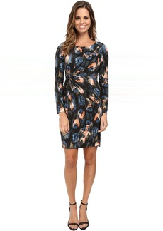 Gemma Melting Ikat Dress