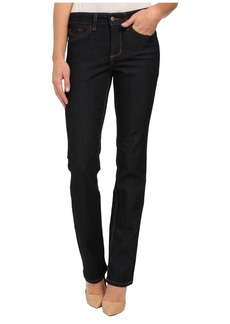 Not Your Daughter's Jeans Hayley Straight Contrast in Dark Enzyme