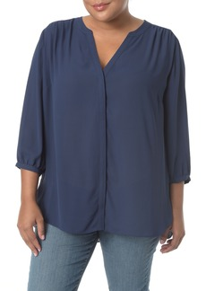 Not Your Daughter's Jeans NYDJ Blouse (Plus Size)