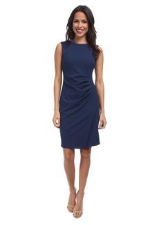 NYDJ Iris Side Pleated Dress