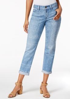 Not Your Daughter's Jeans Nydj Jessica Bandana Wash Boyfriend Jeans