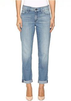 Not Your Daughter's Jeans NYDJ Jessica Relaxed Boyfriend in Jet Stream