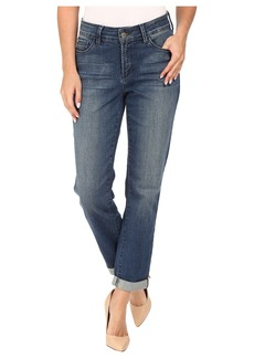 Not Your Daughter's Jeans NYDJ Jessica Relaxed Boyfriend Jeans in Montpellier Wash