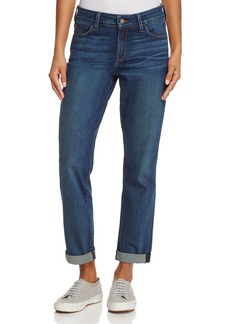 Not Your Daughter's Jeans NYDJ Jessica Relaxed Boyfriend Jeans in Oak Hill
