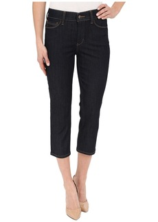 NYDJ Karen Capris in Dark Enzyme Wash