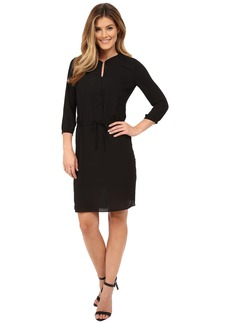 NYDJ Lauren PLeat Back Dress