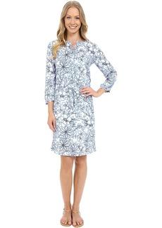 NYDJ Lauren PLeat Back Dress