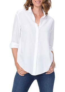NYDJ Lawn Button Down Shirt