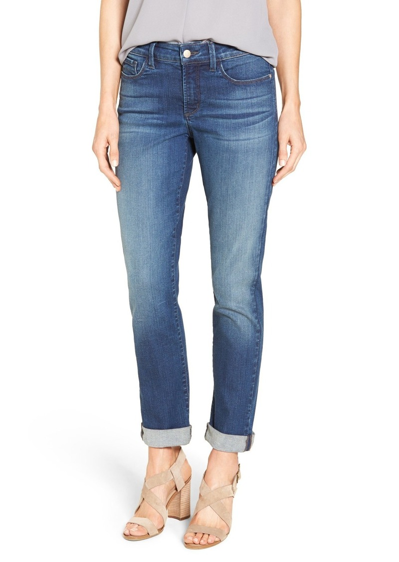 NYDJ 'Leann' Stretch Slim Boyfriend Jeans (Regular & Petite)