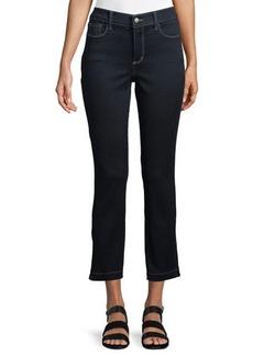 NYDJ Lisa Zip-Cuff Ankle Jeans