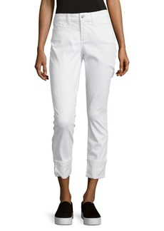 Not Your Daughter's Jeans Lorena Folded Leg Openings Boyfriend Jeans