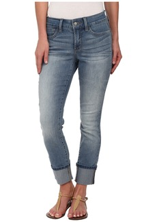 Not Your Daughter's Jeans NYDJ Lorena Skinny Boyfriend Capri in Eagle Rock