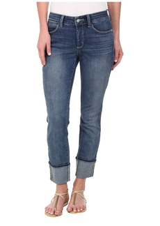 Not Your Daughter's Jeans NYDJ Lorena Skinny Boyfriend Capri in Heyburn