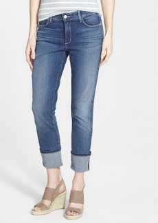 Not Your Daughter's Jeans NYDJ 'Lorena' Stretch Boyfriend Capri Jeans (Heyburn)