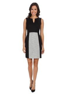 NYDJ Madison Color Block Dress