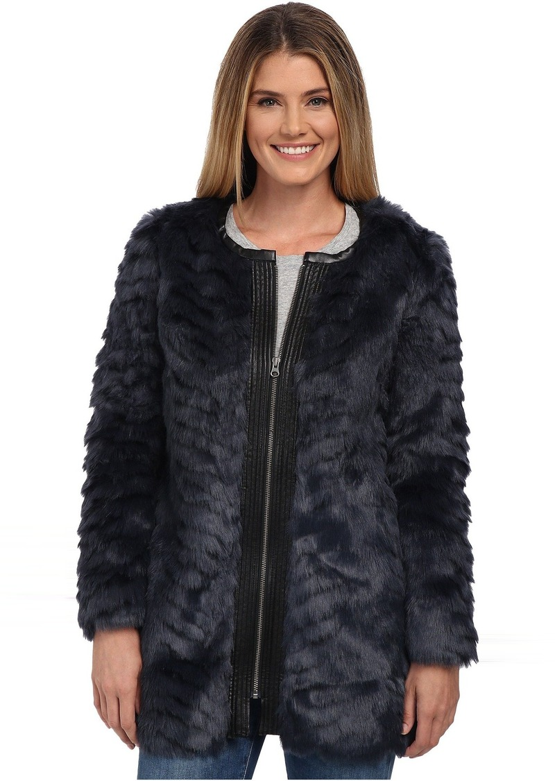 Not Your Daughter's Jeans NYDJ Magical Fur Coat