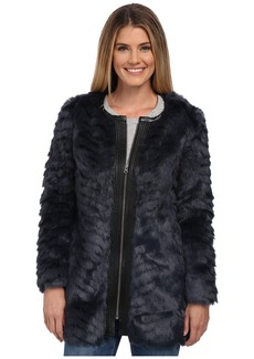 NYDJ Magical Fur Coat