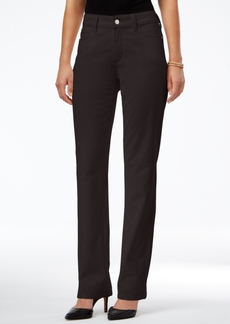 Not Your Daughter's Jeans Nydj Marilyn Corduroy Straight-Leg Pants