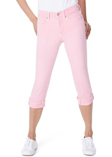 Not Your Daughter's Jeans NYDJ Marilyn Crop Jeans (Regular & Petite)
