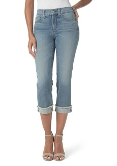 Not Your Daughter's Jeans NYDJ Marilyn Cropped Cuff Jeans (Regular & Petite)