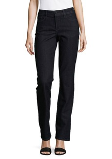 Not Your Daughter's Jeans NYDJ Marilyn Dark Straight Jeans