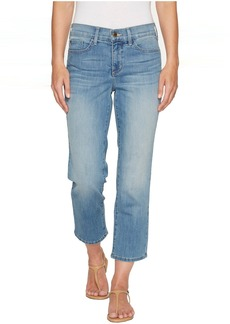 NYDJ Marilyn Relaxed Capris in Pampelonne