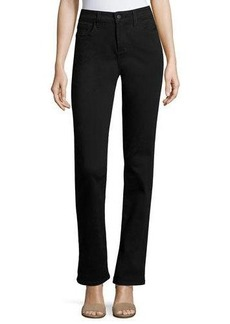 NYDJ Marilyn Straight Denim Jeans