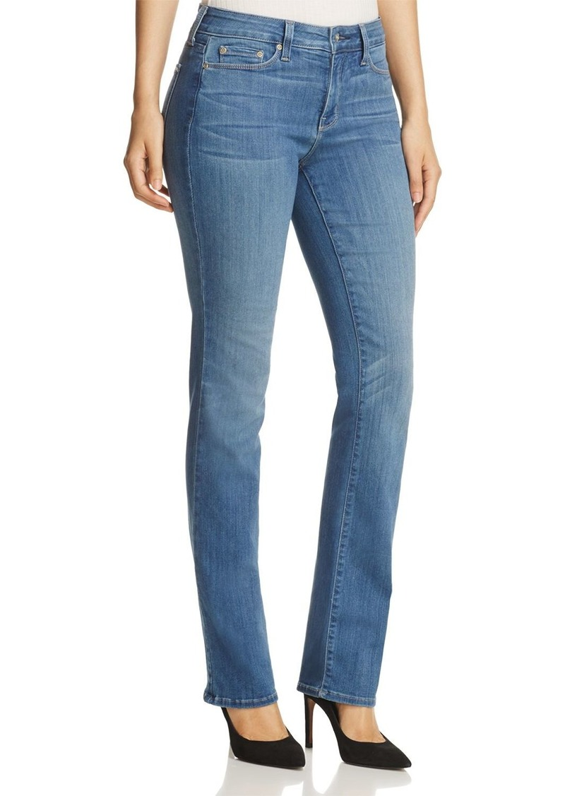 Not Your Daughter's Jeans NYDJ Marilyn Straight Jeans in Colmar