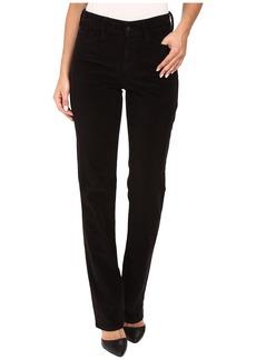 NYDJ Marilyn Straight Jeans in Corduroy