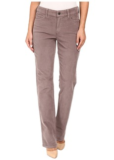 NYDJ Marilyn Straight Jeans in Corduroy