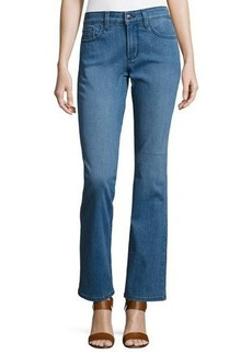 NYDJ Marilyn Straight-Leg Denim Jeans