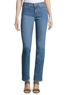 NYDJ Marilyn Straight-Leg Denim Jeans