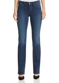 Not Your Daughter's Jeans NYDJ Marilyn Straight Leg Jeans in Rome