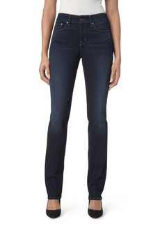 Not Your Daughter's Jeans NYDJ Marilyn Straight-Leg Jeans in Sinclair