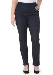 NYDJ Marilyn Straight Leg Jeans (Plus Size)