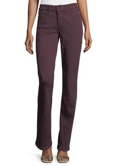Not Your Daughter's Jeans Marilyn Straight-Leg Luxury Touch Jeans