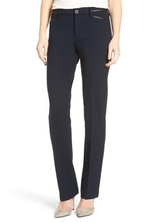 Not Your Daughter's Jeans NYDJ Marilyn Straight Leg Ponte Pants