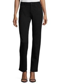 NYDJ Marilyn Straight-Leg Ponte Pants