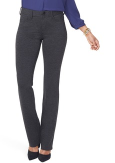 Not Your Daughter's Jeans NYDJ Marilyn Straight Leg Ponte Pants (Regular & Petite)