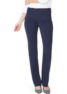 NYDJ Marilyn Straight Leg Ponte Pants (Regular & Petite)