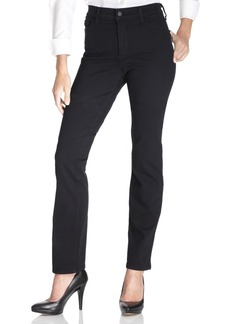 Not Your Daughter's Jeans Nydj Marilyn Straight-Leg Tummy Control Jeans
