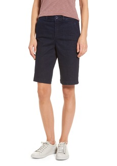 Not Your Daughter's Jeans NYDJ Marilyn Stretch Denim Bermuda Shorts