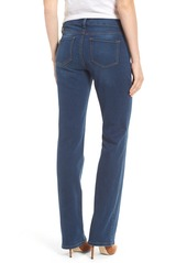 NYDJ Marilyn Stretch Straight Leg Jeans